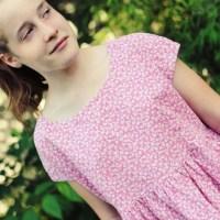 Comment coudre une robe ou blouse peplum oversize