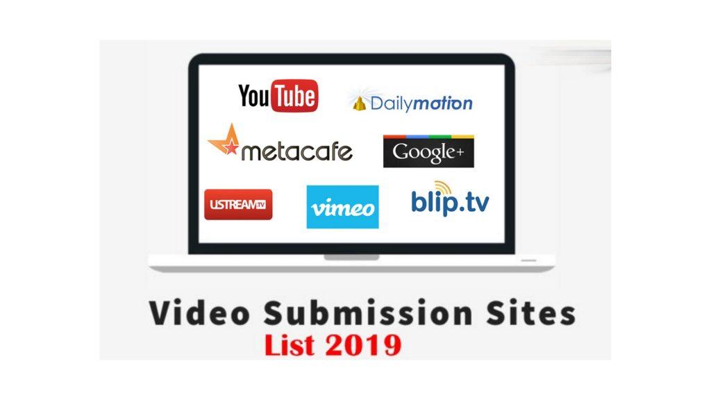 BEST VIDEO DISTRIBUTION SITES LIST