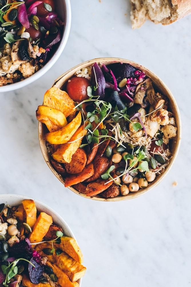 Buddha Bowl Quickies
