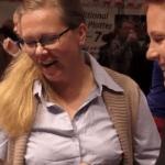 Viiniä ja Ruokaa & Elämää vieraili Viini ruoka ja hyvä elämä 2015 tapahtumassa