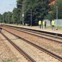 Grav accident de tren la Brăƒnești
