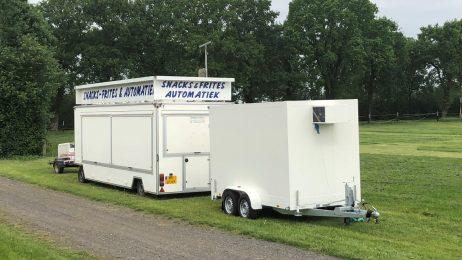 Vijfschaft Catering & Verhuur - Snackwagen & Automatiek