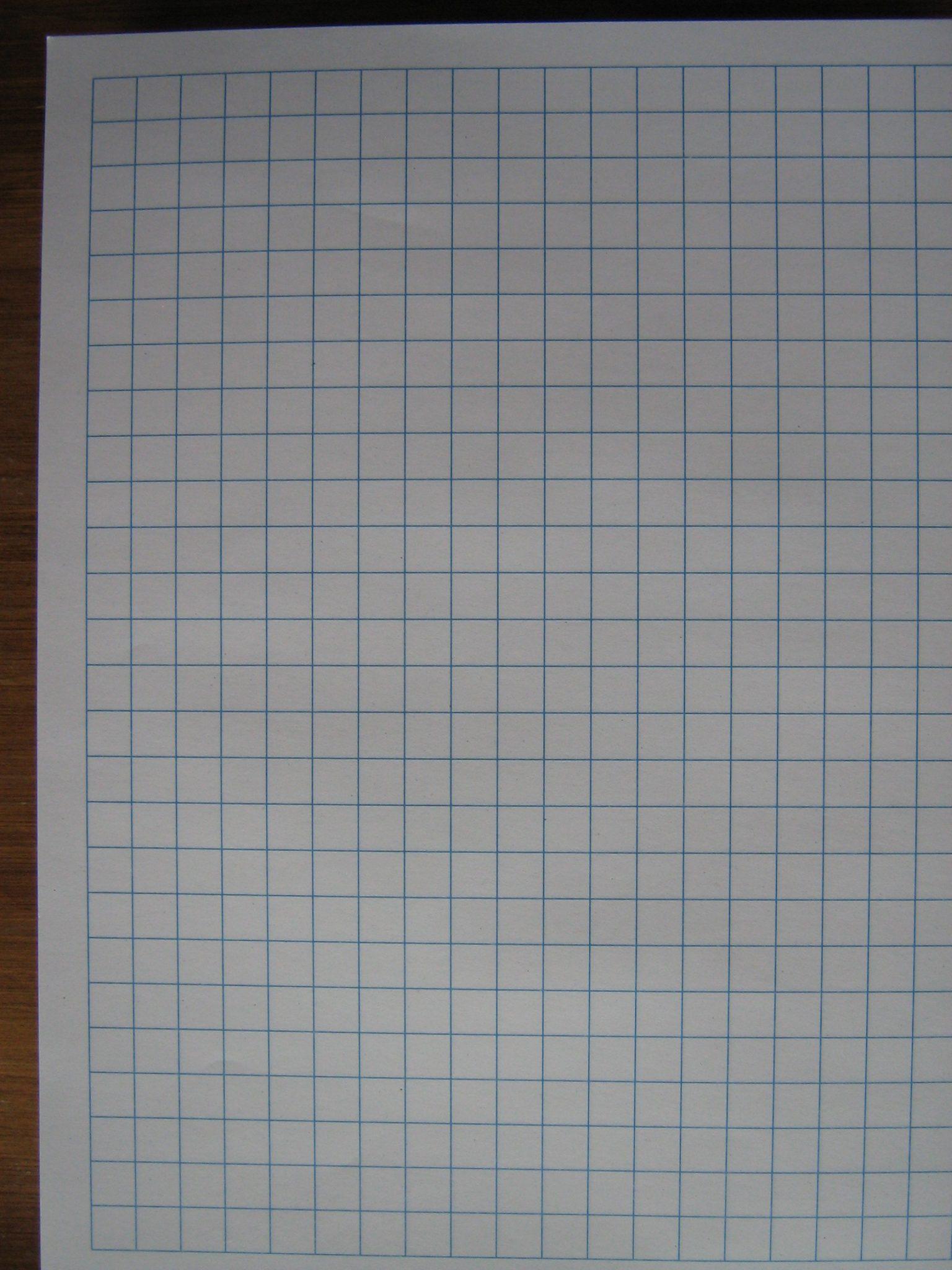36d One Cm Graph Paper