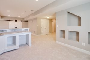 How to Make the Most of Your Beautiful New Basement this Winter
