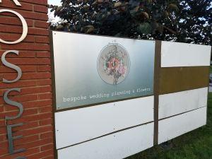faded poppy sign