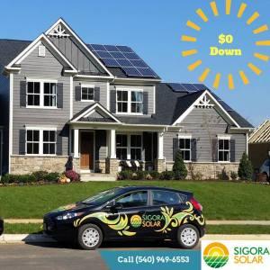sigora solar vehicle wrap
