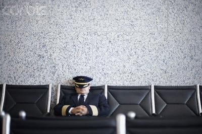Air India Pilot Fell Sleep