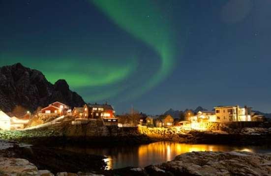Norway-Northern-Lights