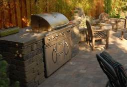 outdoor kitchen design and installation bay area