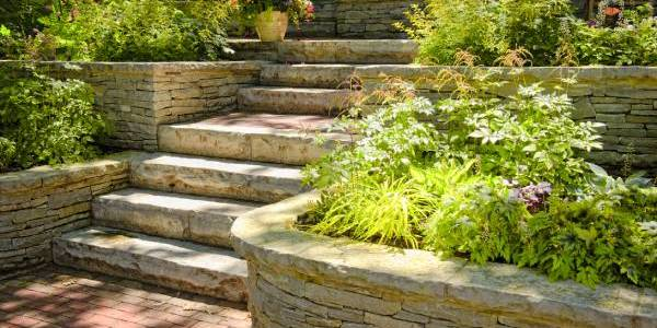 retaining walls landscaping, paving contractors, bay area