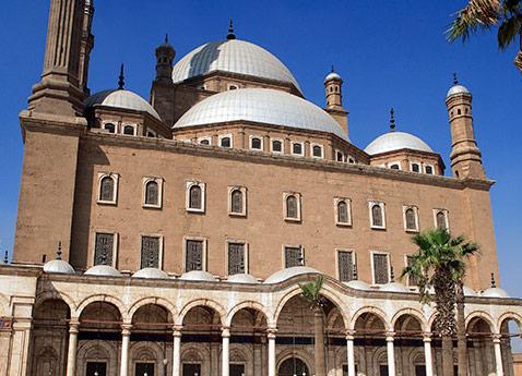 Cairo Masque Muhammed Ali, Egypt