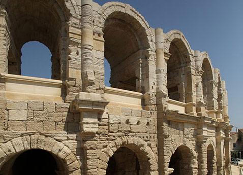 Arles Arena, France