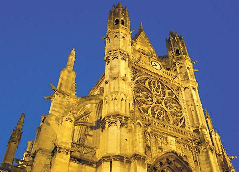 Vernon Notre Dame, France