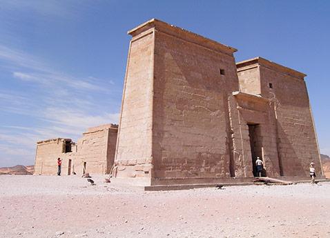 Wadi el Seboua, Egypt