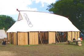 Casa tenda lungo