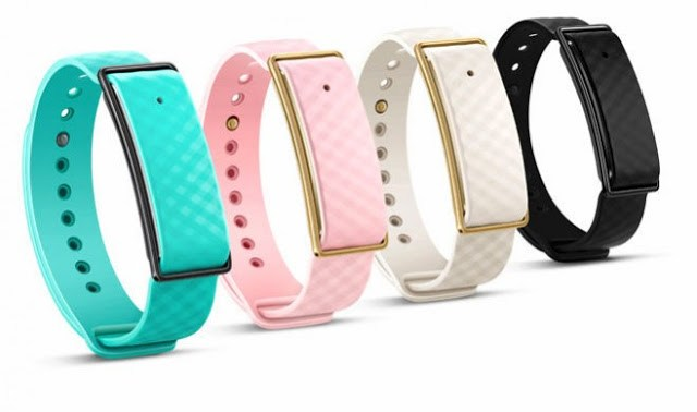 Nuovo Smartband Low-Cost 1