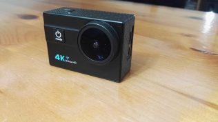 Action cam Floureon Q6H: ottima, ma economica 4