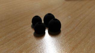 Gommini per l'adattamento alle orecchie