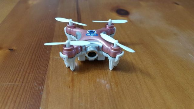 Cheerson CX-10W: il piccolo drone low cost [REVIEW] 2
