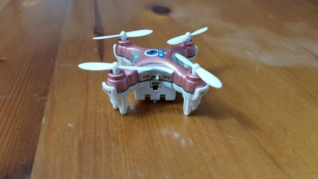 Cheerson CX-10W: il piccolo drone low cost [REVIEW] 3