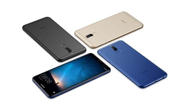 Huawei annuncia Mate 10 Lite in Italia 1