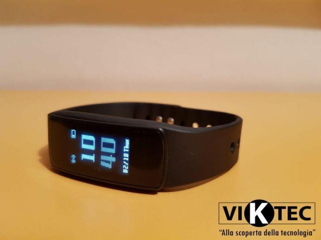 Recensione Endubro I7HR : smartband completa 4