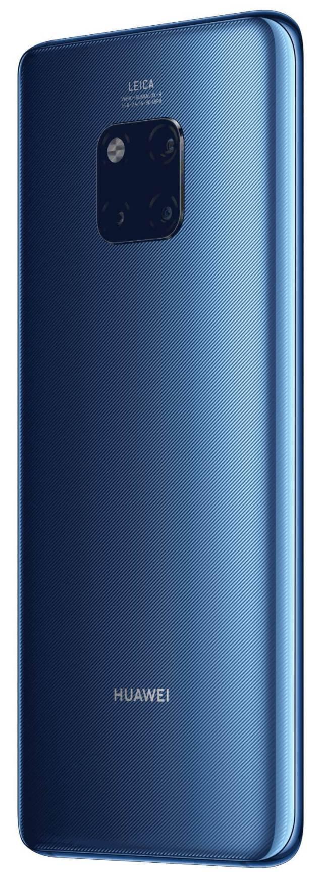 Huawei presenta Mate 20 Series 4