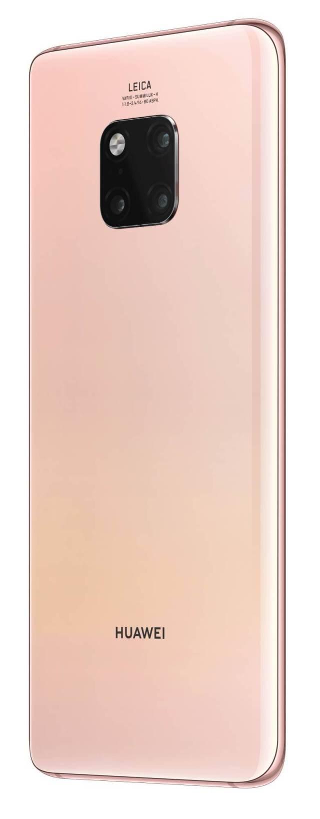 Huawei presenta Mate 20 Series 6