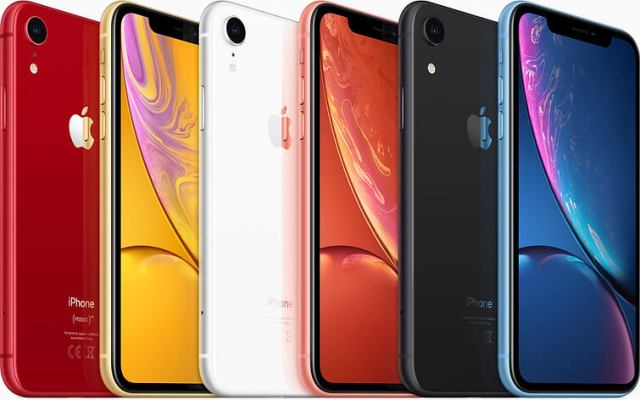 Novità di iPhone XS, XS Max e XR 4