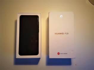 Huawei P2' confezione1