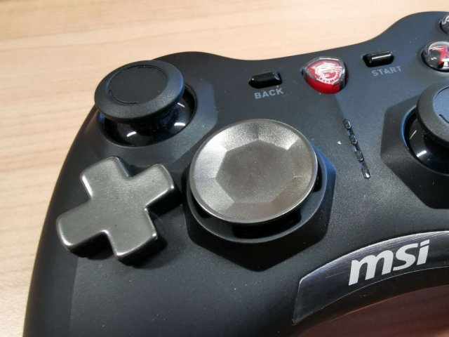 Recensione controller msi Force GC20 7