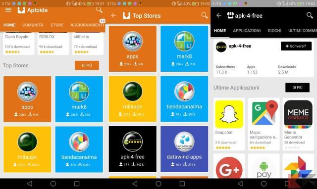 Aptoide: Il market alternativo numero uno per Android 1