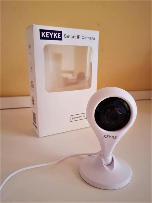 Ip Camera Keyke: La nostra recensione 6