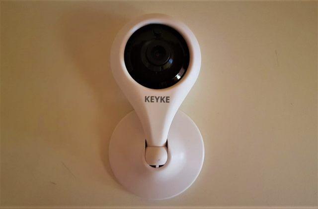 Ip Camera Keyke: La nostra recensione 2