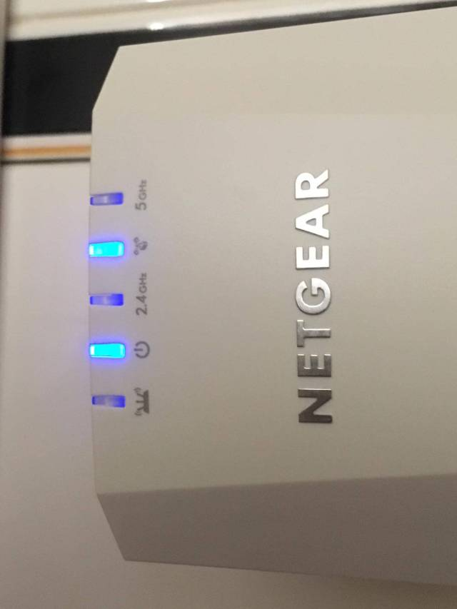 Recensione Netgear Nighthawk X4S Wi-Fi extender 5