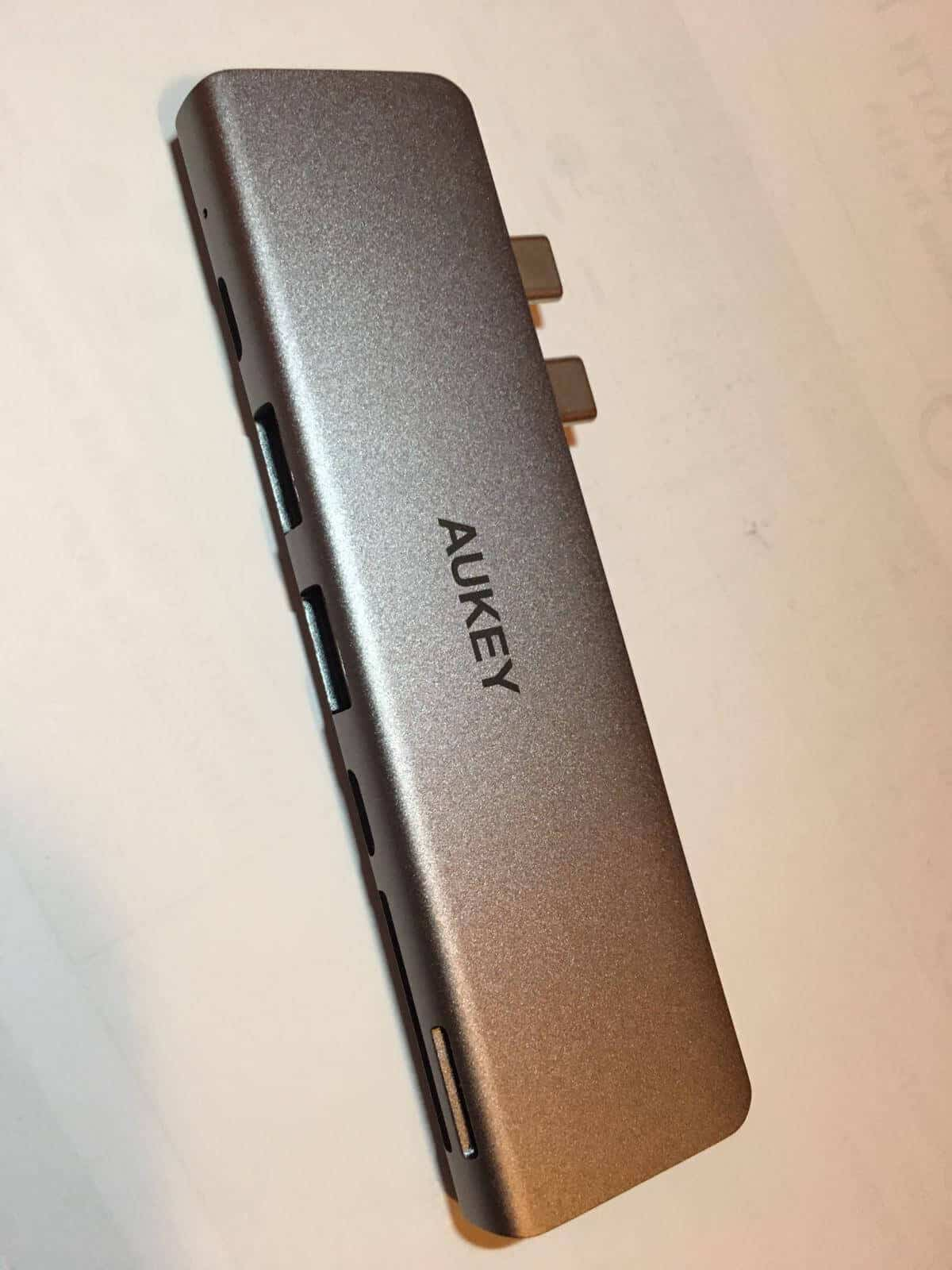 Recensione AUKEY multiport USB-C HUB 2