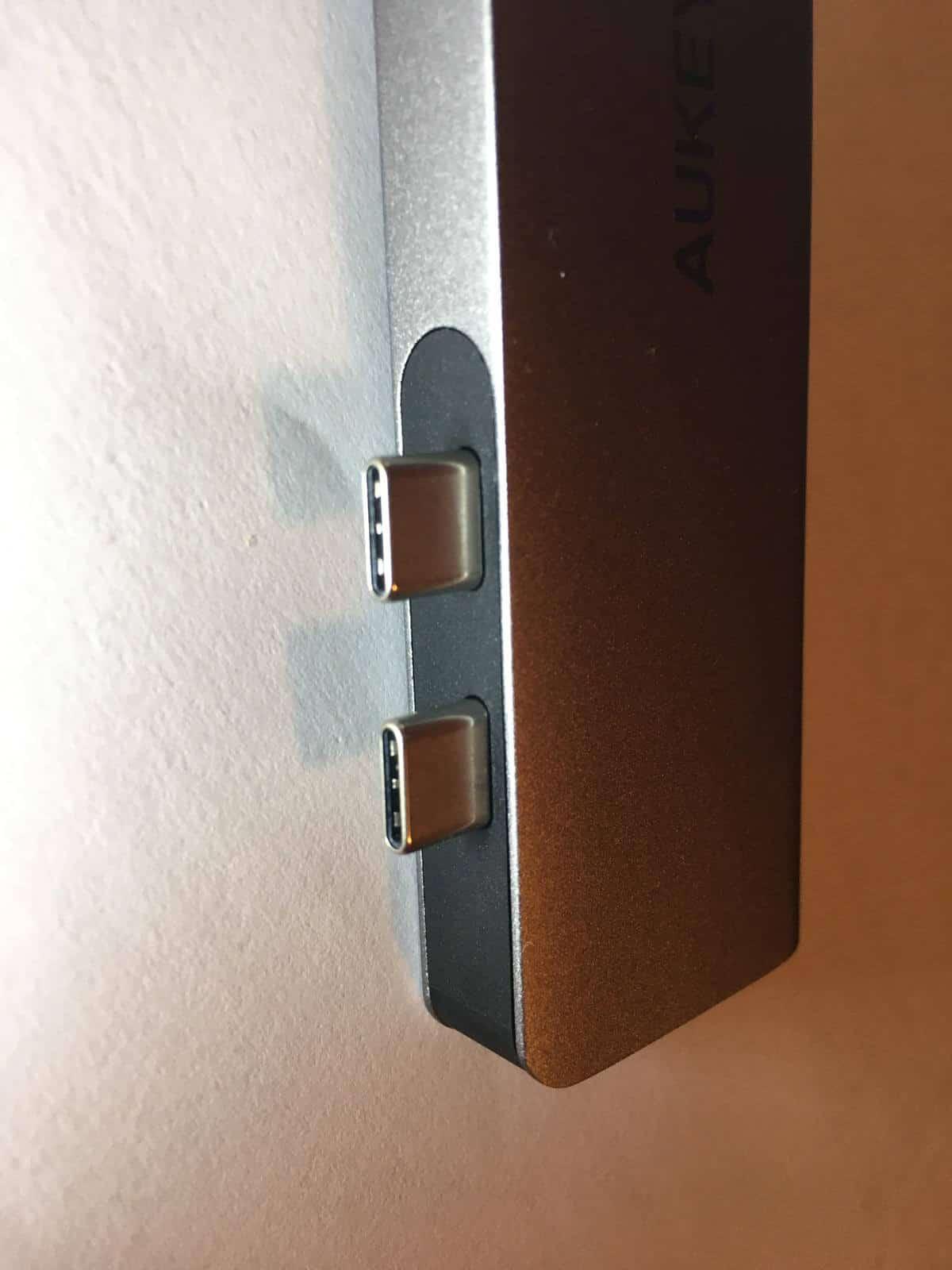 Recensione AUKEY multiport USB-C HUB 3