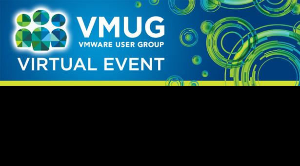 January 21st: First VMUG Virtual Event