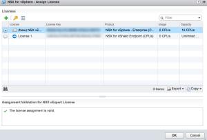 NSX 6 4 0 error: The following serial keys are invalid   viktorious