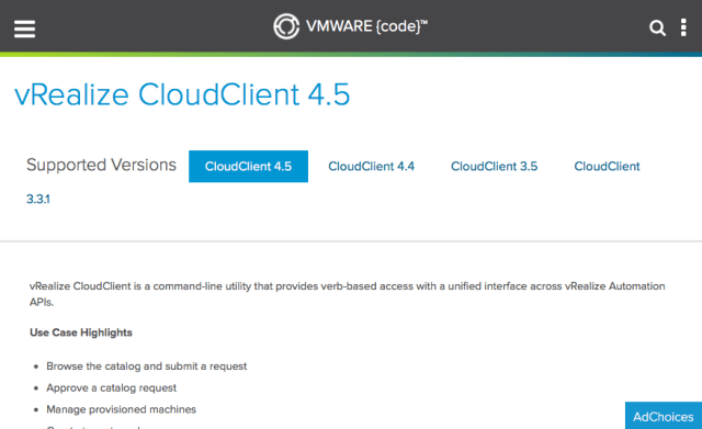 Using the Cloud Client to export and import content from/to