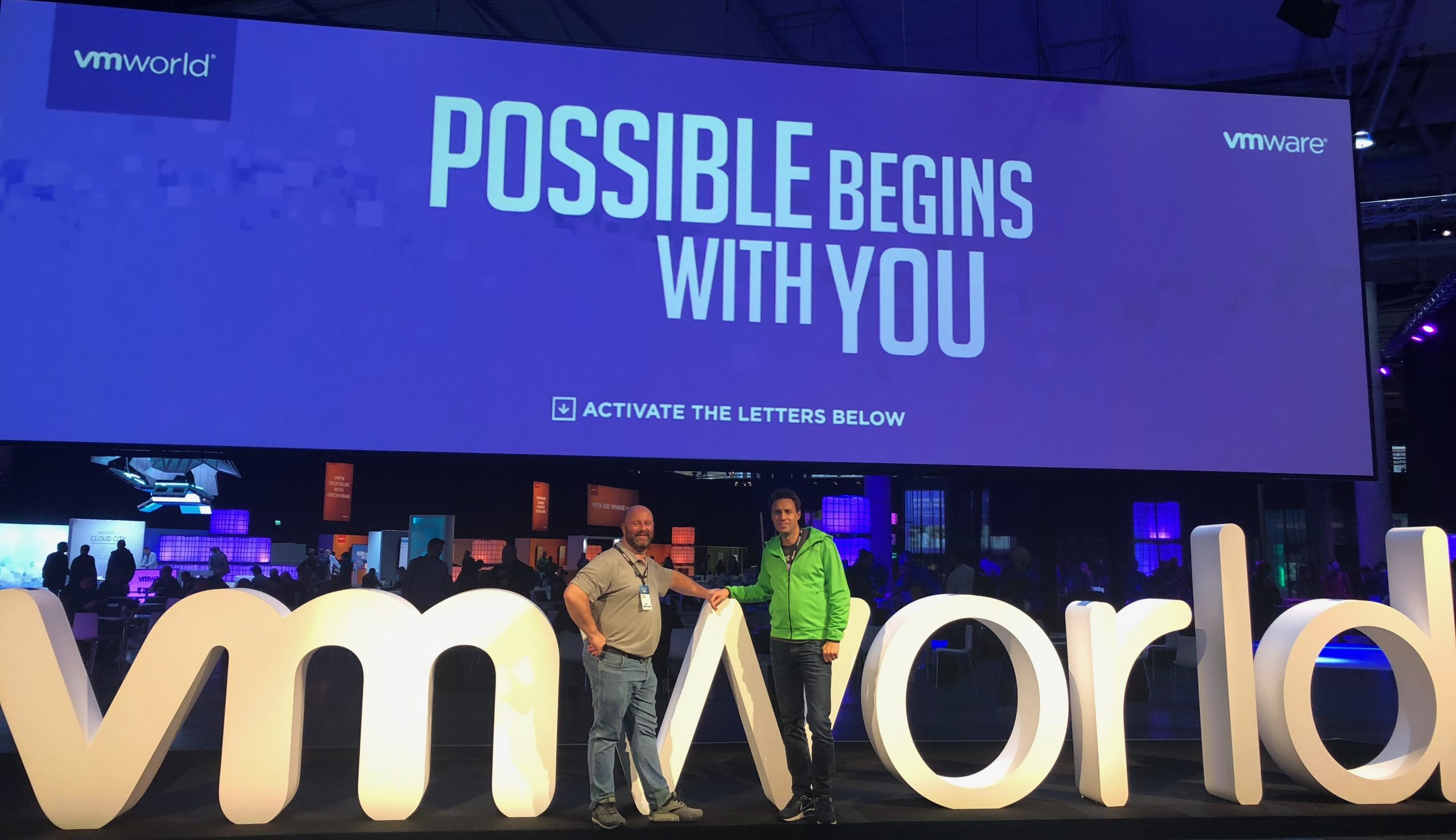 Five reasons why you should get a VMworld Premier Pass!