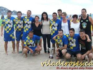 XVI Campionat Local de Futbol Platja Vila de Roses