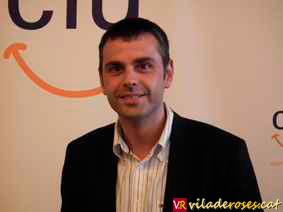 Santi Vila, alcalde de Figueres i conseller de Territori i Sostenibiliat