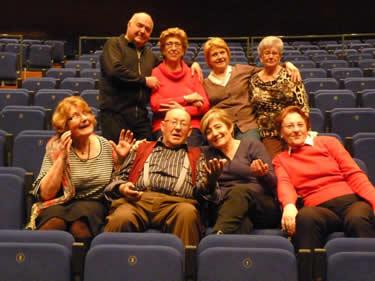 Els components de Jubi Teatre
