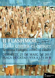Flashmob contra el càncer