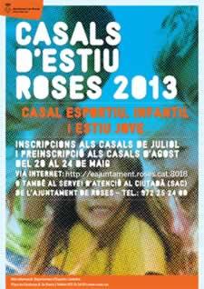 Casals d'Estiu Roses 2013