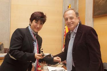 Consellera Patronat Turisme Costa Brava Girona