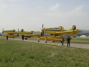 Mitjans aeris Bombers de la Generalitat