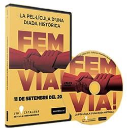 DVD Via Catalana