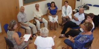 Grups de suport a cuidadors de familiars